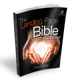 The Landing Page Bible