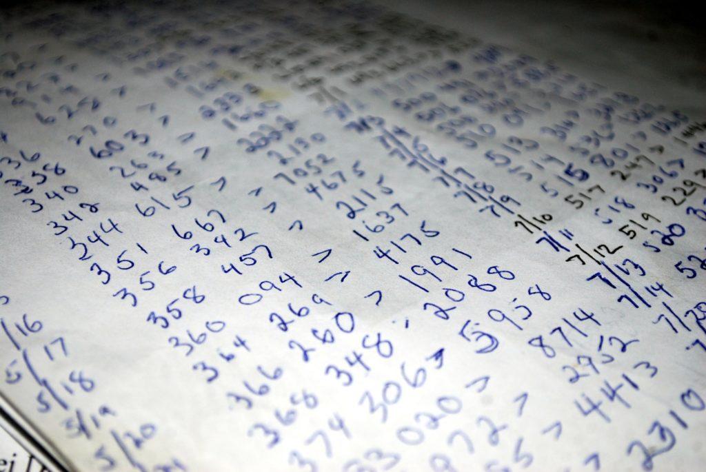 Choosing Product Codes or Item Numbers