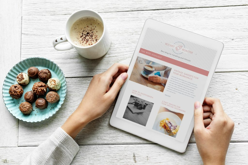 6 Tips for Starting a Blog for Your E-commerce Site