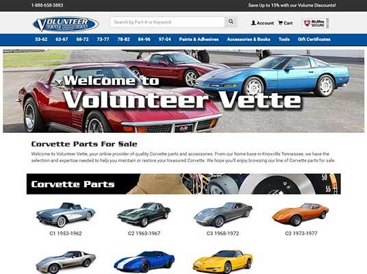Volunteer Vette