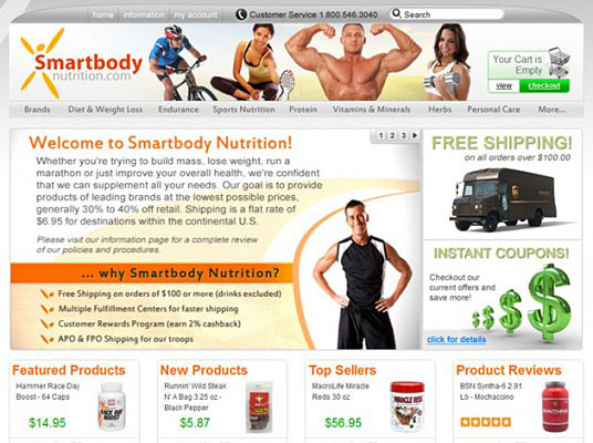 Smartbody Nutrition