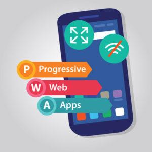 PWA - progressive web apps