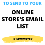 9 Types of Emails to Send Your Online Store's Mailing List